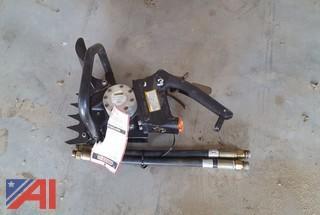 Stanley Hydraulic Chainsaw