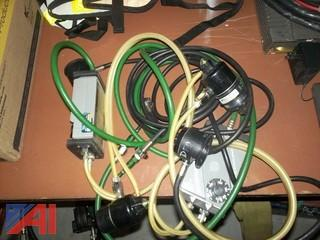 (2) LSP Auto Vent Units