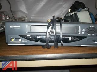 Sylvannia VHS VCR