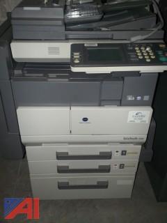 Toshiba Bizhub-200 Copier, Scanner, Fax Machine