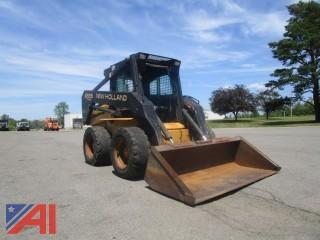 New Holland LX885 Turbo Bobcat