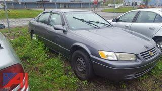 1997 Toyota Camry LE 4DSD