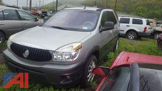 2005 Buick Rendevous SUV