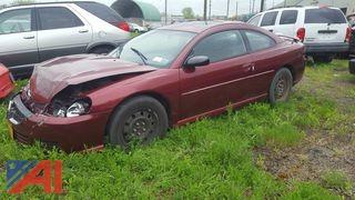 2004 Dodge Stratus 2DSD
