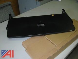 3M Underdesk Adjustible Keyboard Drawer, KD90