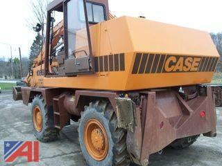 1984 Case 1085 Excavator