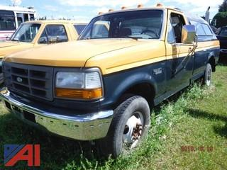 1995 Ford F350 Pickup (Parts Only)