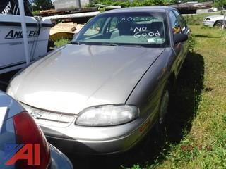 1999 Chevrolet Luminia 4 Door (Parts Only)