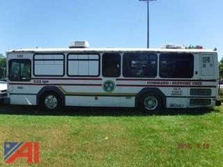 1986 Gillig Phantom C22 Bus