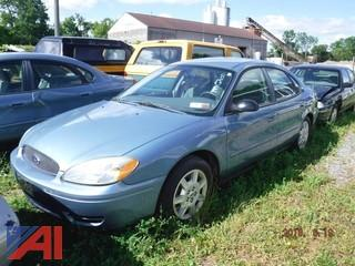 2006 Ford Taurus 4 Door (Parts Only)