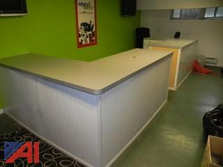 Custom Built Counters Designed for Retail