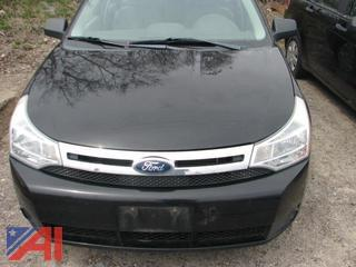 2011 Ford Focus 4 Door