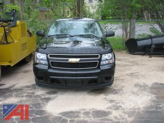 2008 Chevrolet Tahoe LS SUV/Police Vehicle