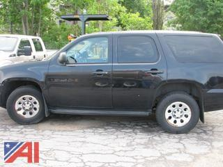 2013 Chevrolet Tahoe SUV/Police Vehicle