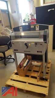 Horizon Power Paper Cutter