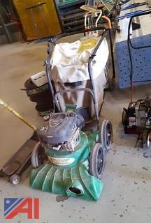 Billy Goat K Series Vacuum