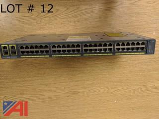 Cisco Switch 2960 - 48 Port