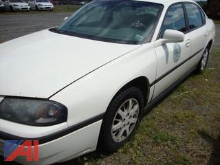 2004 Chevy Impala 4 Door
