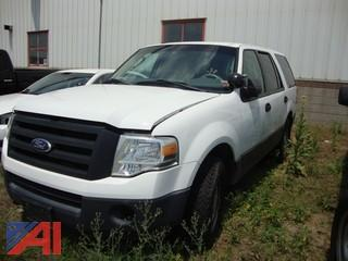 2011 Ford Expedition XLT SUV/K-9 Vehicle
