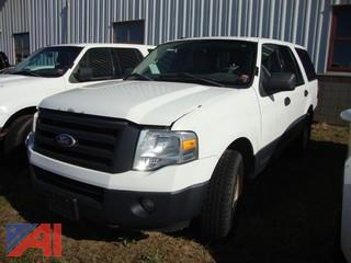 2011 Ford Expedition SUV/K-9 Vehicle