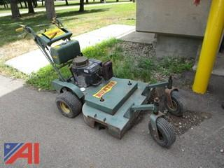 Bunton Commercial Mower
