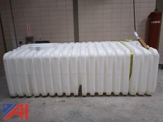 Plastic 2400 Gallon Water Tank