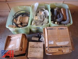 Various New & Used Mower Parts