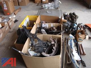Various New & Used GMC Parts for Light & Heavy Trucks