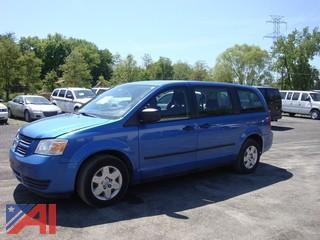 2008 Dodge Grand Caravan Mini-Van