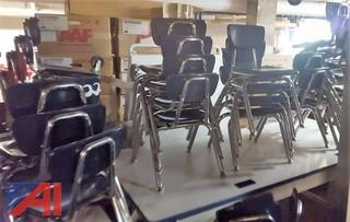 (35) Virco Elementary Chairs