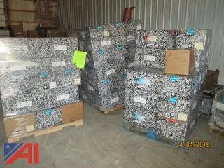 (3) Pallets of Foss Scientific Kits