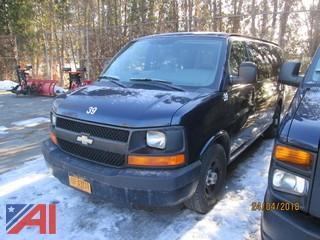 2006 Chevrolet 1/2 Ton Express Van