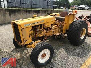 1970 International 2444 Tractor