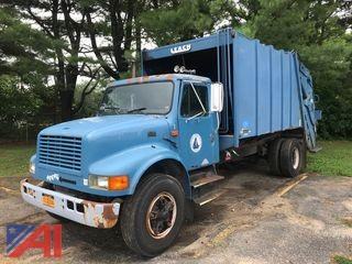 1995 International 4700 Garbage Truck
