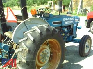 1991 Ford 3930 Tractor