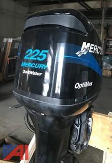 **Reserve Lowered** 2000 Mercury 225 Optimax Outboard Motor