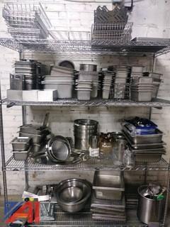 Large SS Restaurant Equipment