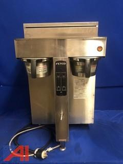 Fetco Twin Dual Thermal Commercial Coffee Brewer