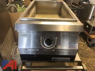 Holman Toaster and Garland Warmer