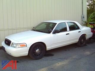 **Year has been updated** 2007 Ford Crown Victoria 4 Door/Police Interceptor