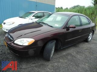 2000 Ford Taurus SE 4 Door