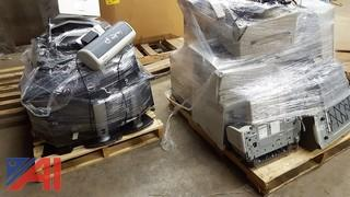 (2) Pallets of Assorted Printers, Fax Machines & More