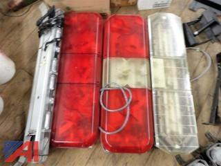 Assorted Emergency Light Bars