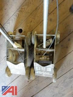 (2) Stripe Marking Machines