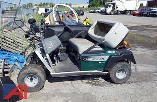 2011 Club Car 232 Carry All Golf Cart