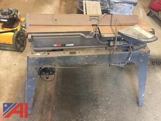 Sears Craftsman Planer Jointer