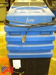 Alto Floor Extractor