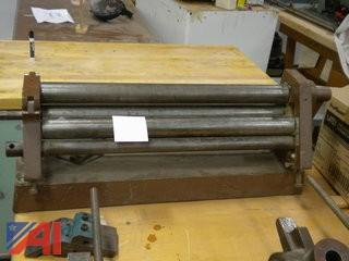 """DF-ACRO 24"""" Metal Roller"""