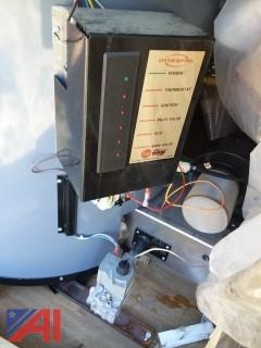 **Reserved Lowered** Rheem Heavy Duty Commercial 100 Gallon Water Heater