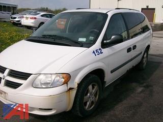 **Lot Updated** 2007 Dodge Grand Caravan Minivan